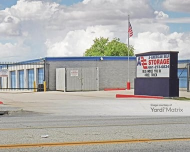 Image for A - American Self Storage - 41413 10th Street West, CA