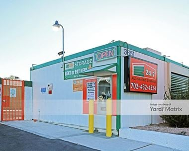 Image for 24 - 7 Automated Storage - 3851 Vegas Drive, NV