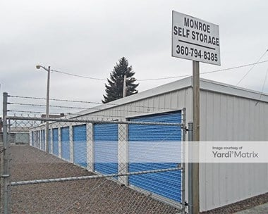 Storage Units for Rent available at 120 Woods Street, Monroe, WA 98272 Photo Gallery 1