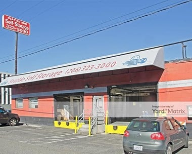 Image for Seattle Self Storage - 1100 Poplar Place South, WA