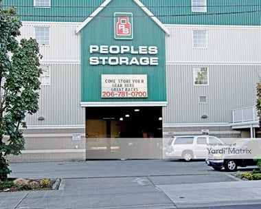 Image for Peoples Storage - 4213 Leary Way NW, WA