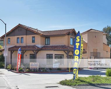 Storage Units for Rent available at 3661 Sunset Drive, Escondido, CA 92025
