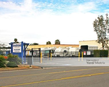 Storage Units for Rent available at 415 Olive Avenue, Vista, CA 92083