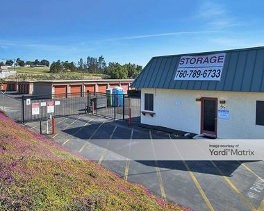 Storage Units for Rent available at 327 Pine Street, Ramona, CA 92065