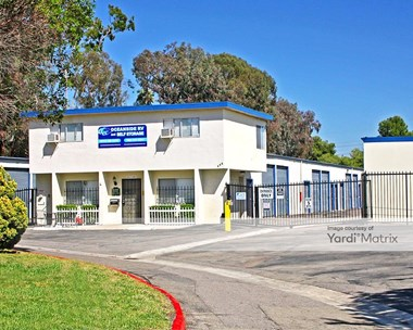 Image for OceanSide RV & Self Storage - 444 Edgehill Lane, CA