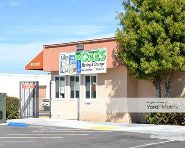 Storage Units for Rent available at 5450 Kearny Mesa Road, San Diego, CA 92111