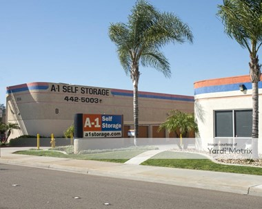 Image for A - 1 Self Storage - 556 West Main Street, CA