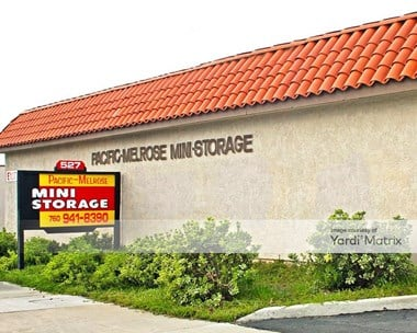 Image for Pacific - Melrose Mini Storage - 527 Olive Avenue, CA