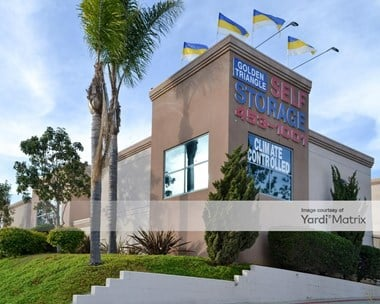 Image for Golden Triangle Self Storage - 10345 Sorrento Valley Road, CA