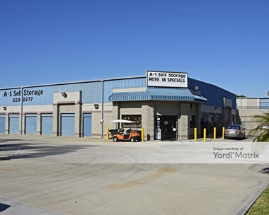Image for A - 1 Self Storage - 3535 West Ball Road, CA