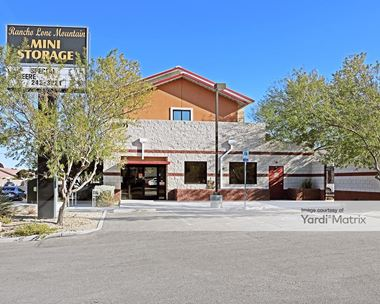 Image for Rancho Lone Mountain Storage - 6501 West Lone Mountain Road, NV