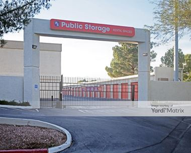 Image for Public Storage - 1204 South Valley View Blvd, NV