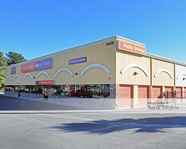 Image for Public Storage - 2435 East Cheyenne Avenue, NV