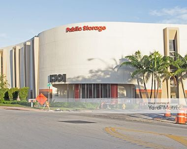 Storage Units for Rent available at 1301 Dade Blvd, Miami Beach, FL 33139