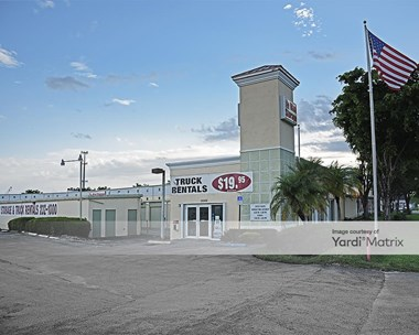 Storage Units for Rent available at 12200 SW 117th Avenue, Miami, FL 33186 Photo Gallery 1