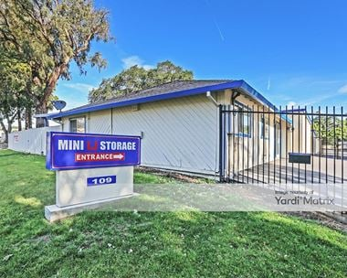 Storage Units for Rent available at 109 Aegean Way, Vacaville, CA 95687