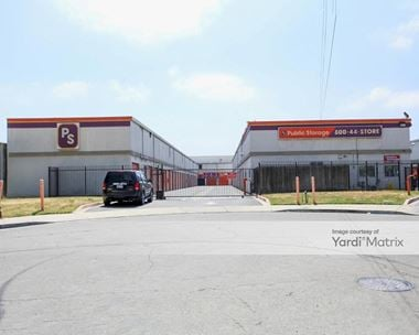 Storage Units for Rent available at 925 Felipe Avenue, San Jose, CA 95122