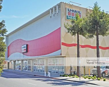Storage Units for Rent available at 554 El Camino Real, Belmont, CA 94002 Photo Gallery 1