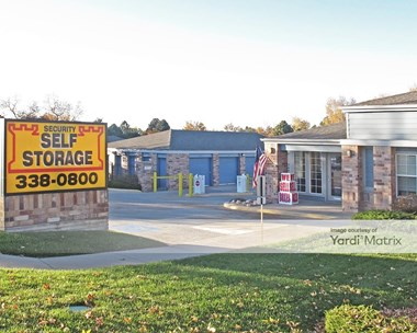 Image for Security Self Storage - 10601 East Iliff Avenue, CO