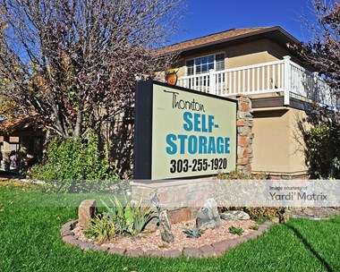 Image for Thornton Self Storage - 3685 East 121st Avenue, CO