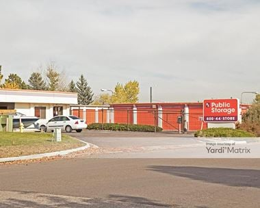 Storage Units for Rent available at 10299 Centennial Road, Littleton, CO 80127