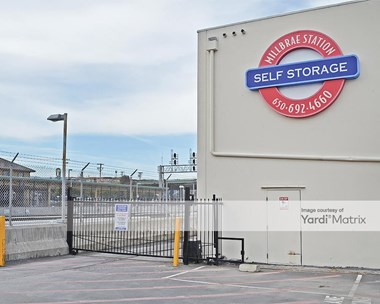 Storage Units for Rent available at 210 Adrian Road, Millbrae, CA 94030 Photo Gallery 1