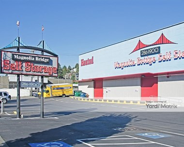 Image for Magnolia Bridge Self Storage - 1900 15th Avenue West, WA