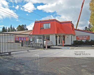 Storage Units for Rent available at 18041 Des Moines Memorial Drive, Burien, WA 98148