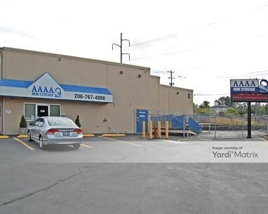 Image for AAAA Mini Storage - 9640 Des Moines Memorial Drive, WA