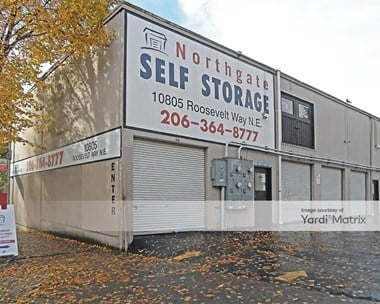 Image for Northgate Self Storage - 10805 Roosevelt Way NE, WA