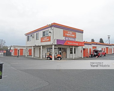 Image for Public Storage - 9011 Evergreen Way, WA