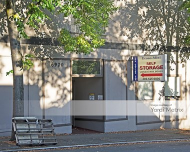 Image for Econo - Mini Self - Storage - 6920 Roosevelt Way NE, WA