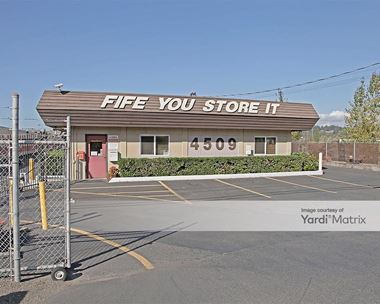 Image for Fife You Store It - 4509 20th Street East, WA