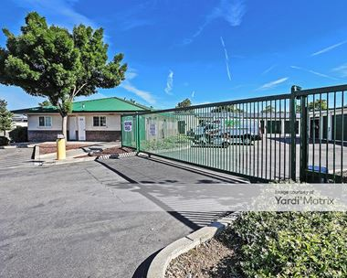 Storage Units for Rent available at 201 Peabody Road, Vacaville, CA 95687
