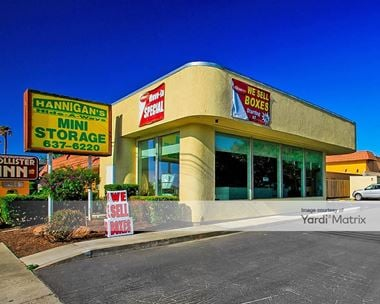 Storage Units for Rent available at 180 San Felipe Road, Hollister, CA 95023