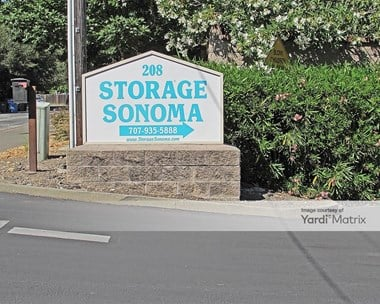 Storage Units for Rent available at 208 Siesta Way, Sonoma, CA 95476 Photo Gallery 1
