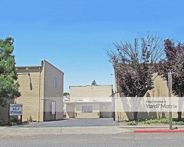 Storage Units for Rent available at 219 Walnut Street, Napa, CA 94559 Photo Gallery 1