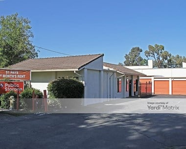 Storage Units for Rent available at 380 Merrydale Road, San Rafael, CA 94903 Photo Gallery 1