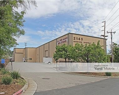 Storage Units for Rent available at 2145 Redwood Hwy, Larkspur, CA 94904 Photo Gallery 1