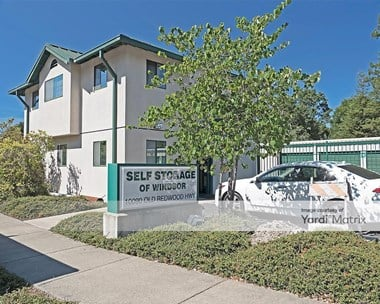 Storage Units for Rent available at 10090 Old Redwood Hwy, Windsor, CA 95492 Photo Gallery 1