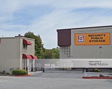 Image for Security Public Storage - 110 East 25th Avenue, CA