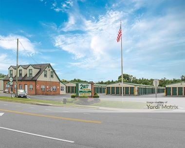 Storage Units for Rent available at 10816 Tidewater Trail, Fredericksburg, VA 22408