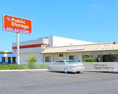 Image for Public Storage - 6536 Fair Oaks Blvd, CA