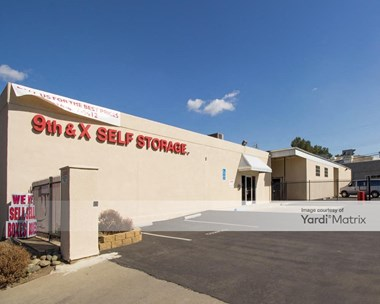Image for 9th & X Self Storage - 2410 9th Street, CA
