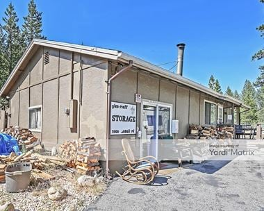 Storage Units for Rent available at 2000 Jewell Road, South Lake Tahoe, CA 96150