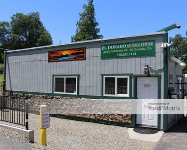Image for El Dorado Storage Center - 4700 State Highway 49, CA