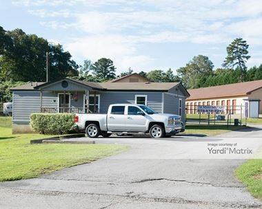 Storage Units for Rent available at 137 Commerce Drive, Tyrone, GA 30290