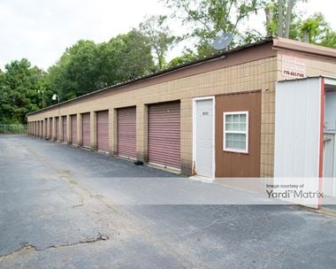 Storage Units for Rent available at 2200 Lovejoy Road, Hampton, GA 30228