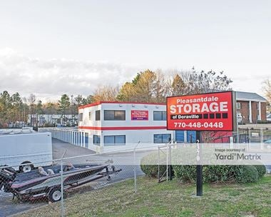 Storage Units for Rent available at 2370 Pleasantdale Road, Doraville, GA 30340