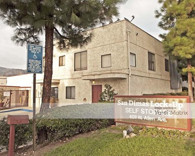 Storage Units for Rent available at 409 West Allen Avenue, San Dimas, CA 91773 Photo Gallery 1